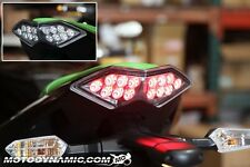 10-13 Kawasaki Z1000 Versys 11-16 Ninja 1000 INTEGRATED Signal LED Tail Light