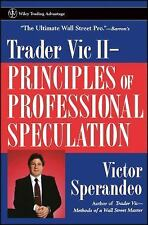 Wiley Trading: Trader Vic II : Principles of Professional Speculation 70 by...