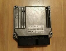 MERCEDES MB W203 CL203 C CLASS 2.2 CDI Engine ECU Module A6461533179, 0281011163
