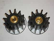2 each Impeller Kit Replaces Sherwood 27000K Cummins 3974456 SMX Super 27