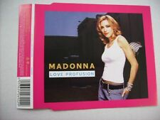 MADONNA - LOVE PROFUSION CD1 - CD SINGLE NEW UNPLAYED AUSTRALIA 2003