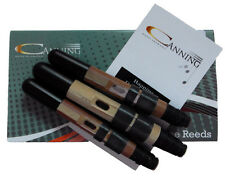 Canning Drone Reeds pipes highland bagpipe 2 tenor & Inverted Polycarbonate Bass