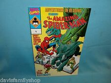 Adventures in Reading Amazing Spider-Man Promo by Marvel Comics Fine Condition