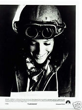 Jennifer Beals Actress Flashdance  Vintage Publicity Photograph 10 x 8 Jennifer