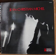 JEAN CHRISTIAN MICHEL VOL.6  GATEFOLD COVER FRENCH LP GENERAL RECORDS 1973