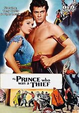 The Prince Who Was A Thief- DVD-R-Starring Tony Curtis and Piper Laurie