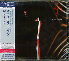 "SHM SACD STEELY DAN ""Aja"" JAPAN ver. '10 DSD master Single Rayer 2014 release"