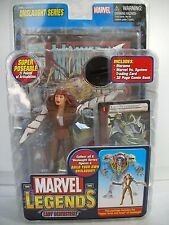 MARVEL LEGENDS LADY DEATHSTRIKE Onslaught Series(w/comic,tradng card)MOC~TOY BIZ
