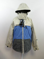 Sims Exposure Project Contrast Womens Snowboard Jacket Large rrp £170 Box3428 H