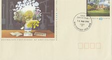 (46666) Australia FDC 1st Horticulture School Postal Stationery 14 Mar 1991