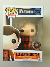 Funko Pop Vinyl Exclusive DOCTOR WHO ELEVENTH DOCTOR 11th BGVTOYS.COM
