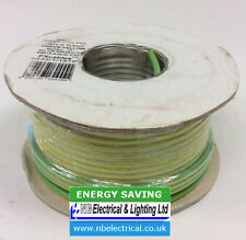 10mm EARTH CABLE 50m 6491X GREEN YELLOW