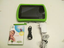 "LEAPFROG EPIC 7"" TABLET --  16 GB, WI-FI-  EXCELLENT CONDITION - ALL ACCESO"