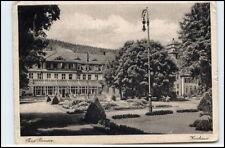 BAD REINERZ Duszniki Zdrój um 1940 Schlesien Polen Kupfertiefdruck Postkarte