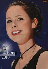 LENA MEYER-LANDRUT - A3 Poster (ca. 42 x 28 cm) - Clippings Fan Sammlung NEU