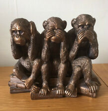 THREE WISE MONKEYS,HEAR NO EVIL,SEE NO EVIL AND SPEAK NO EVIL