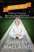 What If ... von Shirley MacLaine (2014, Taschenbuch)
