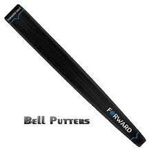 Forward Golf Oversize/Jumbo Black with Blue Dot Putter Grip-Mens-Select Quantity