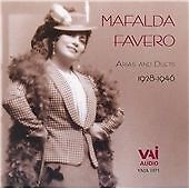 Mafalda Favero (1903-1981) [IMPORT], , New Condition Single