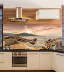 Acrylglas Spritzschutz Herd Küchenrückwand Fliesenspiegel alle Größen SP448