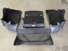 Nissan R35 GTR GT-R Interior Boot Lining Trim Set J069