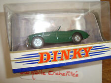 THE DINKY COLLECTION   MATCHBOX   AUSTIN HEALEY 100BN  REF DY30 1/43°  VERTE