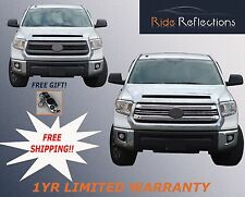 Fits 2014-2017 TOYOTA TUNDRA MESH OVERLAY GRILLE!!