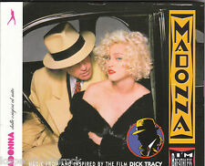 Madonna - Music from and inspired the film DICK TRACY - Cd_1801