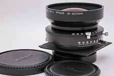 Nikon Nikkor W 300mm f/5.6 Lens, w/ Copal #3, Linhof Board