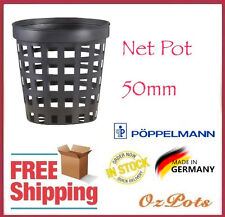 "50mm / 2"" Net Pots - Orchids / Vandaceous/ Hydroponics - Made in Germany"