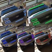 "50-52"""" Led Color Light Bar Halo Rgb Multicolor Kit Jeep Chevy Ford Gmc"