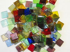 Sicis Waterglass Italian glass tiles for mosaic or glass art - 200g mixed bag