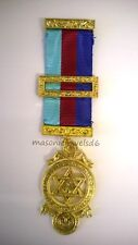 masonic regalia-MASONIC JEWELS-ROYAL ARCH PROVINCIAL BREAST JEWEL BRAND NEW