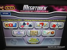 Merit Megatouch Force 2008.5 Hard drive latest version v25.10 mega touch