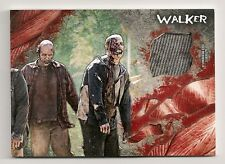 2016 TOPPS THE WALKING DEAD SURVIVAL BOX WALKER CLOTHING RELIC C