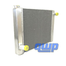 "New Universal Fabricated Aluminum Racing Radiator Ford/Mopar 24"" x19"" x3"""