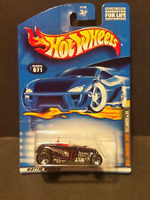 2001 Hot Wheels #71 Skull & Crossbones Series 3/4 Deuce Roadster: 50106