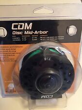 Cortland CDM 7/8 Reel Preloaded with WF8F Line  FREE SHIPPING 646360