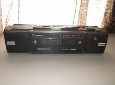 VINTAGE Emerson CTR932 AM/FM Stereo Radio Dual Cassette Tape Player Recorder