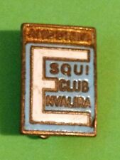ESQUI CLUB ENVALIRA ANDORRA - SKI - OLD INSIGNIA PIN BADGE BROOCH BROCHE (I48)