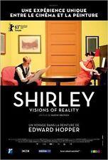 Affiche 120x160cm SHIRLEY, UN VOYAGE DANS LA PEINTURE D'EDWARD HOPPER - Cumming