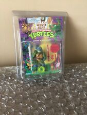 Teenage Mutant Ninja Turtles - Movie Star Leo - Playmates - 1993 Free Case Look