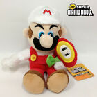 New Super Mario Bros. Plush Fire Mario Soft Toy Doll Stuffed Animal Doll 7