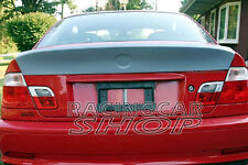Trunk Spoiler CLS Bigger Wing Boot For BMW 3-Series E46 Coupe 2Door 99-05 B018F