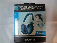 BRAND NEW SONY DRBT50 Stereo Bluetooth Wireless Headset: DR-BT50