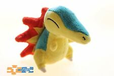 "CYNDAQUIL Pokemon Plush 4"" Soft 2005 Hasbro Figure"