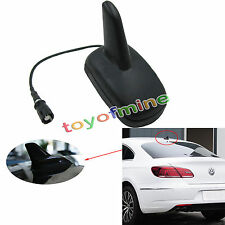 Auto-Auto-Dach-Radio AM / FM Signal-Haifisch-Flosse-Art-Antenne VW MK4 Golf-Polo
