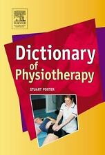 Dictionary of Physiotherapy, 1e-ExLibrary
