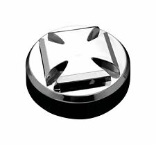HIGHWAY HAWK CHROME GOTHIC HORN COVER MULTI FIT,  82MM AND 89MM HORNS BC31594 T