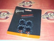 Gibson Les Paul Speed Control Knobs Black Set Guitar Parts Custom ES R9 SG T HP